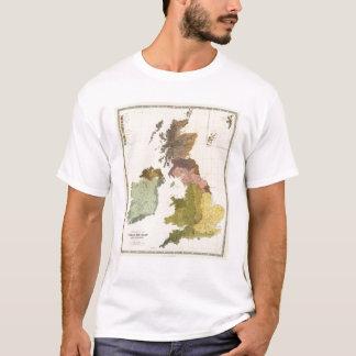 Ethnographic, Gt Brit, Ireland T-Shirt