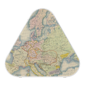Ethnographic map of Europe