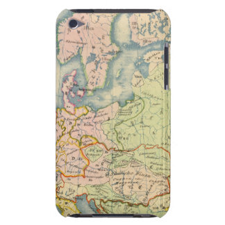 Ethnographic map of Europe Barely There iPod Case