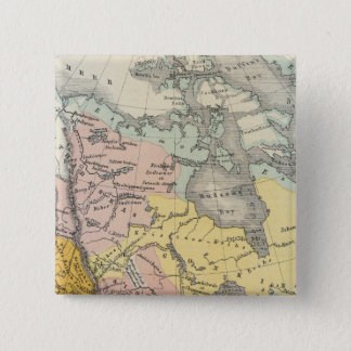 Ethnographs of North America 15 Cm Square Badge