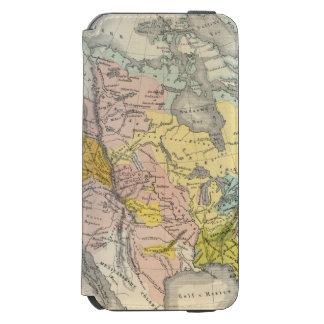 Ethnographs of North America Incipio Watson™ iPhone 6 Wallet Case