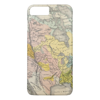Ethnographs of North America iPhone 8 Plus/7 Plus Case