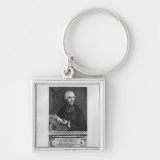 Etienne Bonnot de Condillac Key Ring