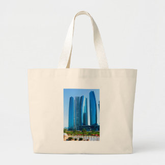 Etihad Towers Jumbo Tote Bag