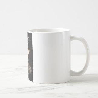 Etiquette Basic White Mug