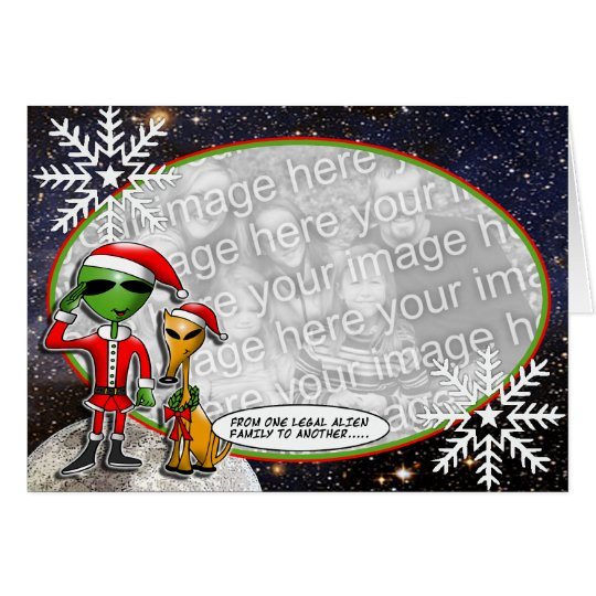 Eto Cosmic Christmas Card