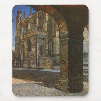 Eton College Chapel by Anna Alma Tadema Mouse Pad