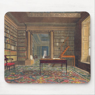 Eton College Library, from 'History of Eton Colleg Mouse Mat