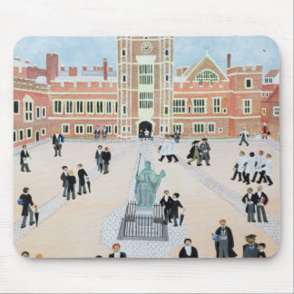 Eton College School Yard 1991 Mouse Mat