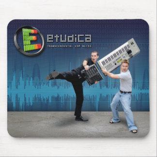 Etudica Trance Ninjas Mousepad