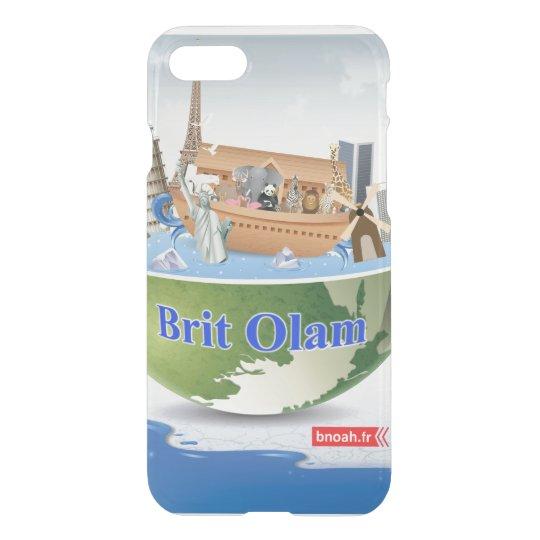 """Etui """"Brit Olam"""" pour for iPhone 7 iPhone"""