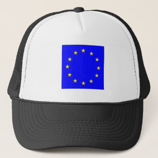 EU European flag Trucker Hat