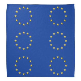EU European Union flag Bandannas