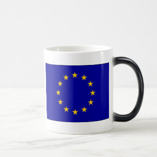 EU European Union flag Morphing Mug