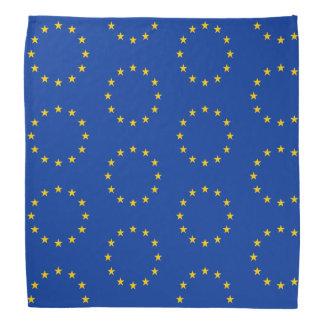 EU flag Bandana