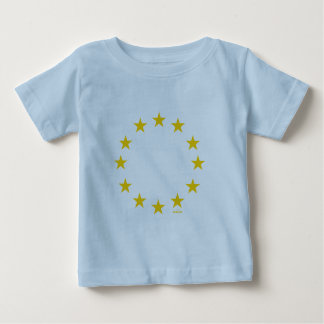 EU Flag (European Union) Baby T-Shirt