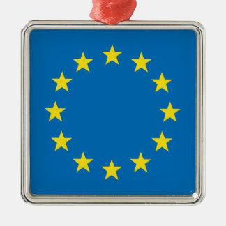 EU flag (European Union) Christmas decoraction Christmas Ornament