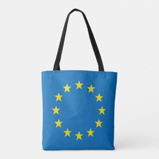 EU flag (European Union) tote bag
