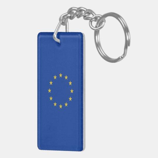 EU Flag Key Ring