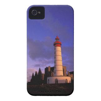 EU, France, Brittany, Finistere, St. Mathieu, iPhone 4 Case-Mate Case