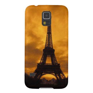 EU, France, Paris.  Eiffel Tower. Galaxy S5 Cover