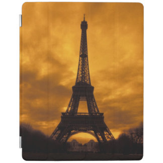 EU, France, Paris.  Eiffel Tower. iPad Cover