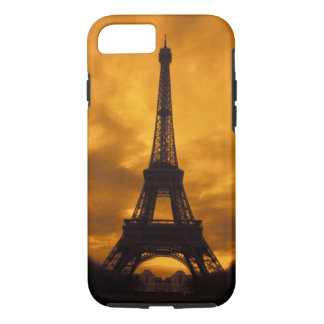 EU, France, Paris.  Eiffel Tower. iPhone 8/7 Case