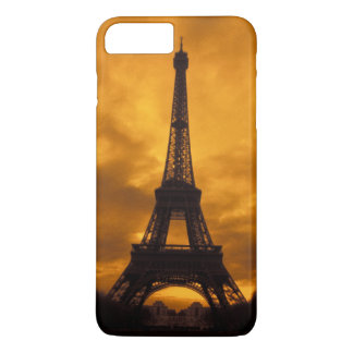 EU, France, Paris.  Eiffel Tower. iPhone 8 Plus/7 Plus Case