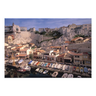 EU, France, Provence, Bouches, du, Rhone, 4 Photo Print