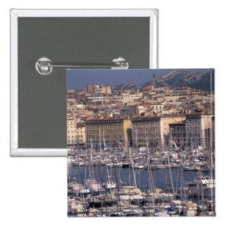 EU, France, Provence, Bouches, du, Rhone, 8 15 Cm Square Badge