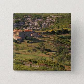 EU, France, Provence, Bouches, du, Rhone, 9 15 Cm Square Badge