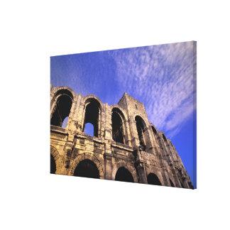EU, France, Provence, Bouches, du, Rhone, Canvas Print