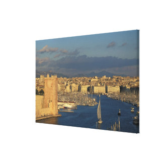EU, France, Provence, Bouches-du-Rhone, Canvas Print