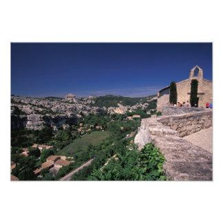 EU, France, Provence, Bouches, du, Rhone, Les 2 Photograph