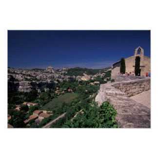 EU, France, Provence, Bouches, du, Rhone, Les 2 Poster