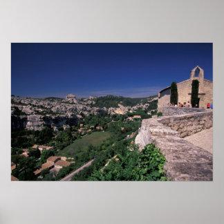 EU, France, Provence, Bouches, du, Rhone, Les Poster