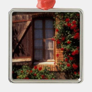 EU, France, Provence, Vaucluse, Apt. House Christmas Ornament