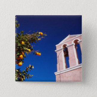 EU, Greece. Greek Orthodox church 15 Cm Square Badge