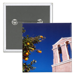 EU, Greece. Greek Orthodox church 15 Cm Square Badge