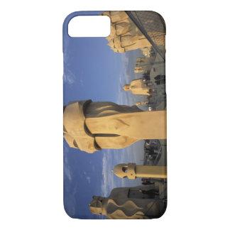 EU, Spain, Catalonia, Barcelona. Antonio Gaudi's iPhone 8/7 Case