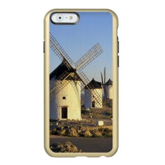 EU, Spain, La Mancha, Consuegra. Windmills and Incipio Feather® Shine iPhone 6 Case
