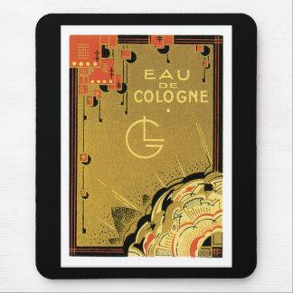 Eua De Cologne Mouse Pad