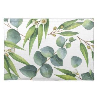 Eucalyptus Foliage Pattern Placemat