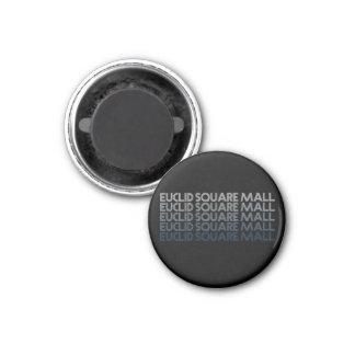 Euclid Square Gradient Round Magnet