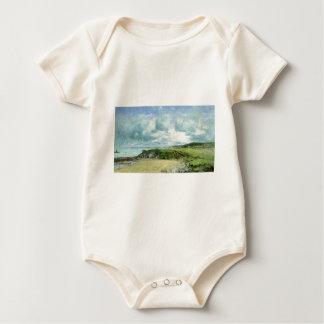 Eugene Boudin - Cotenord Baby Bodysuit