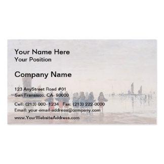 Eugene Boudin- Fisherwomen at Berck Pack Of Standard Business Cards