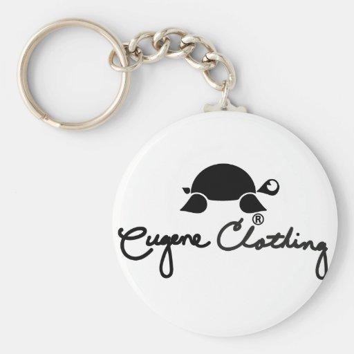 Eugene Clothing Keychains