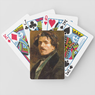 Eugene Delacroix Playing Cards