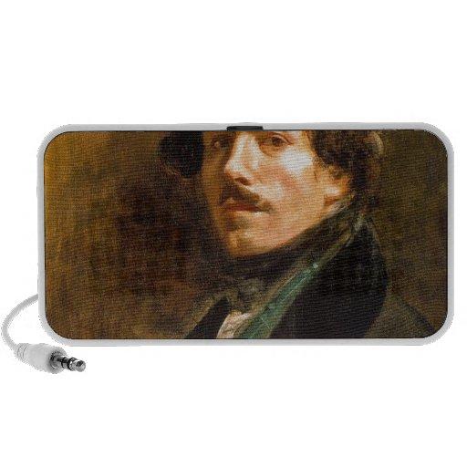 Eugene Delacroix Mini Speakers