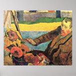 Eugene Henri Paul Gauguin - Van Gogh Painting Poster